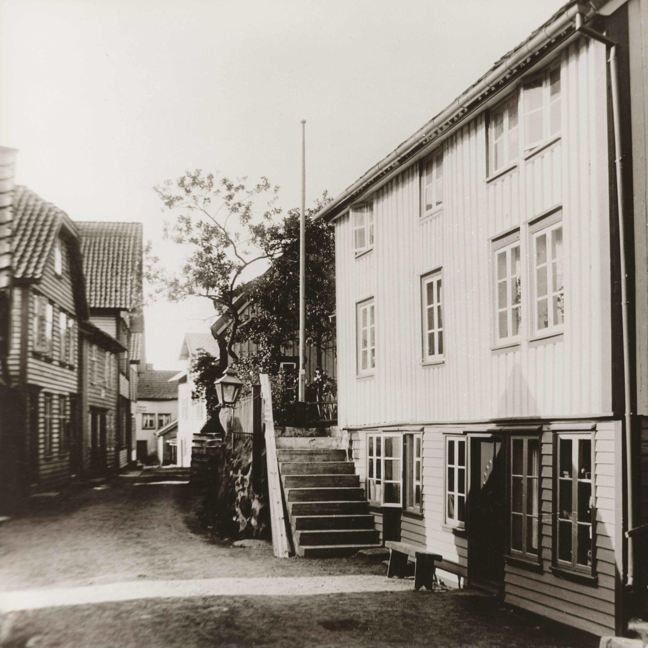 Historie Sogndalstrand ladested