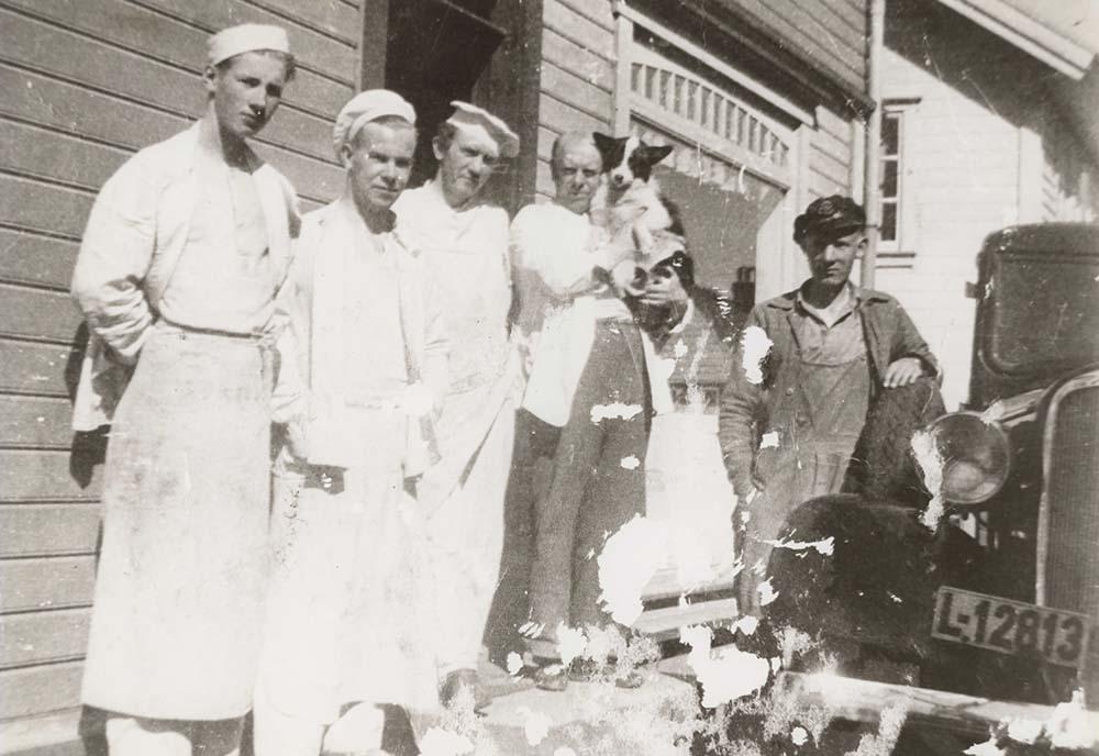 Sogndalstrand historie, Folvik