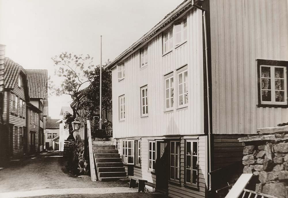 Sogndalstrand ladested, gaten