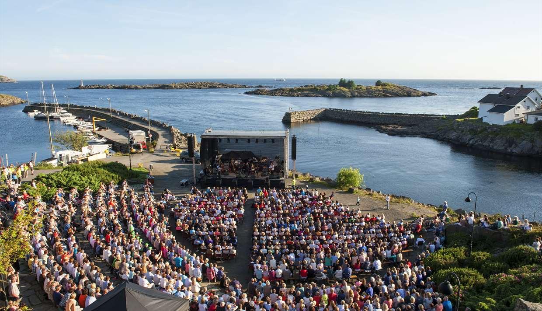 Sogndalstrand, konsert og event