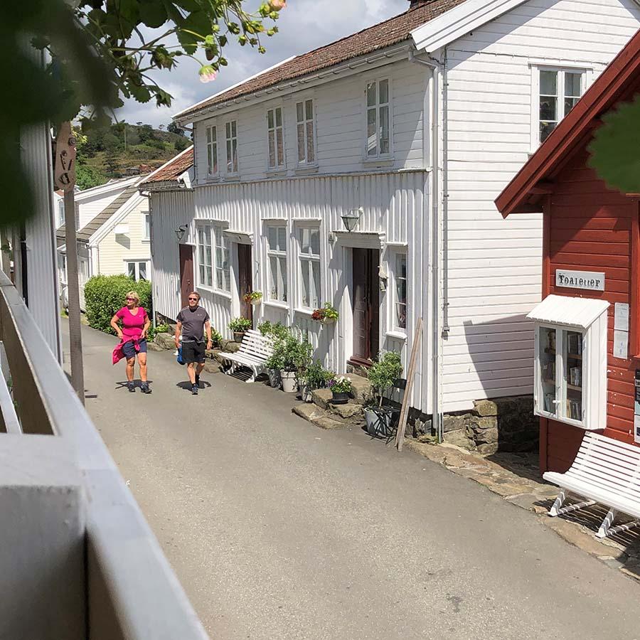Historisk vandring på Sogndalstrand