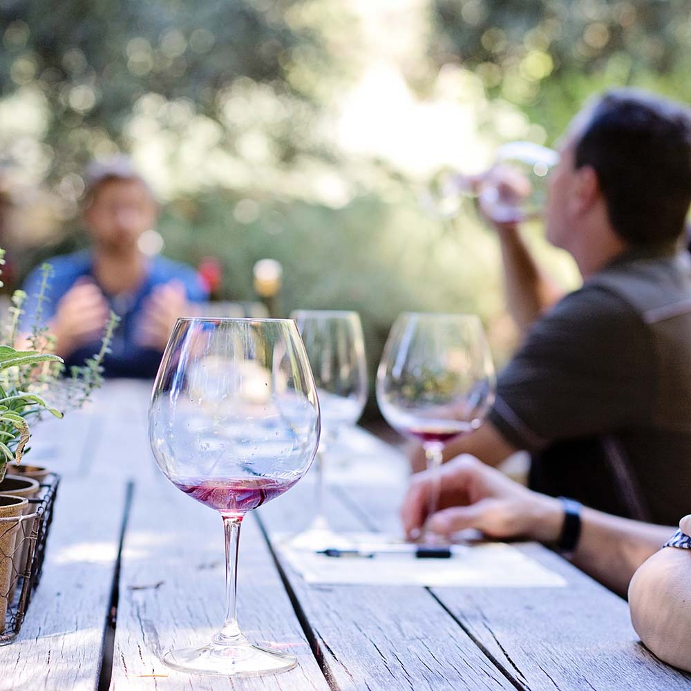 Vinsmaking Sogndalstrand